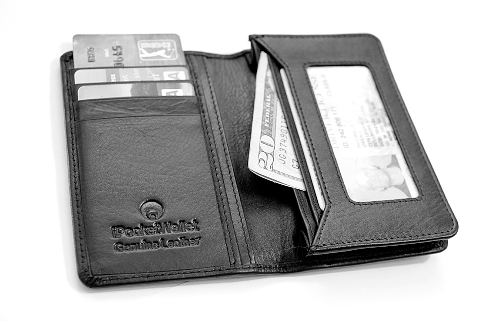 Best iPocketWallet iPhone Wallet